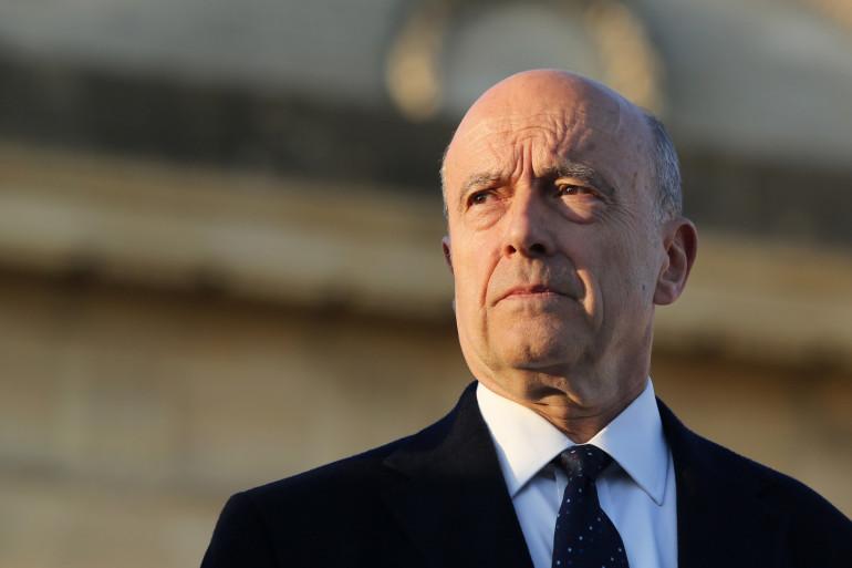 Alain Juppé, maire de Bordeaux, le 19 mars 2014 (archives)