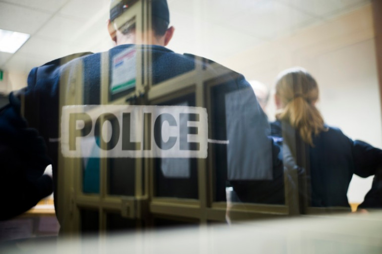 Dans un commissariat de police (illustration).