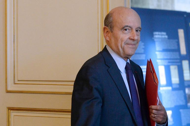 Alain Juppé le 24 novembre 2014 (archives).