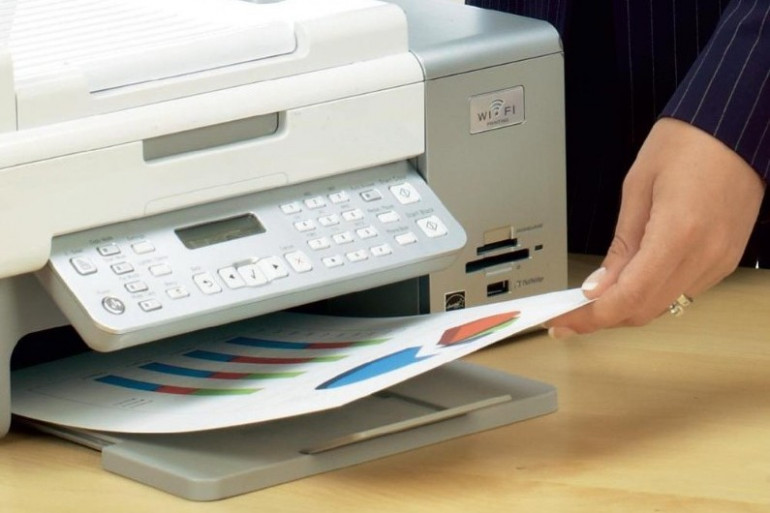 En moyenne, un salarié français imprime chaque jour 40 pages
