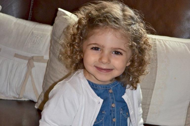 Chloé, la petite fille greffée du cœur