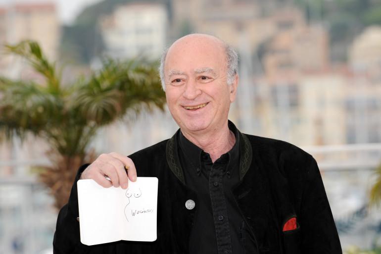 Wolinski est décédé dans l'attaque de Charlie Hebdo