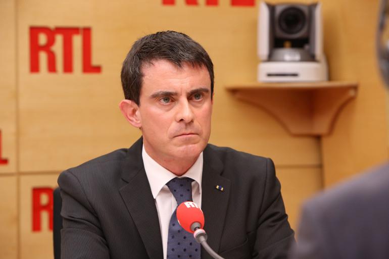 Manuel Valls, invité de RTL, le 8 janvier 2015