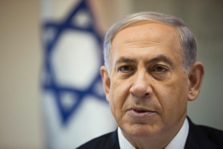Le Premier ministre israélien Benjamin Netanyahu, à Jérusalem, le 21 décembre 2014 (archives).