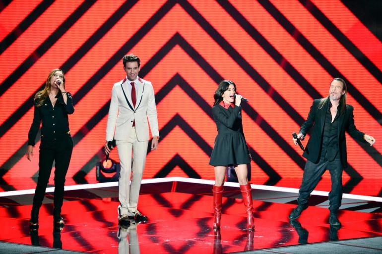 """""""The Voice 4"""" : le jury a chanté """"Rue de la Paix"""" de Zazie"""