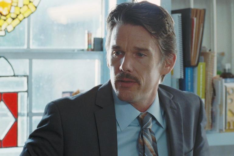 """Ethan Hawke dans """"Boyhood"""", sacré meilleur film aux Golden Globes"""