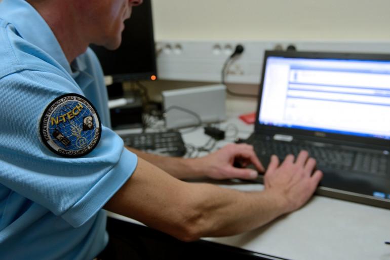 Un gendarme de la Brigade Départementale de Renseignements et d'Investigations Judiciaires (illustration)