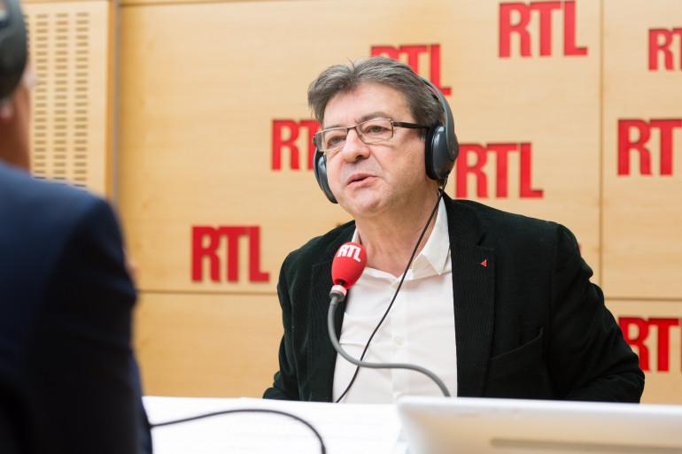Jean-Luc Mélenchon, invité de RTL, le 14 janvier 2015