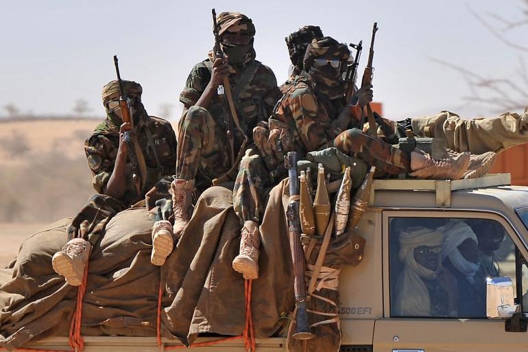Le Tchad a déployé 400 véhicules militaires au Cameroun pour contrer la progression de Boko Haram (illustration).