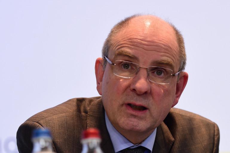 Le ministre de la Justice belge Koen Geens le 16 janvier 2015 (archives).
