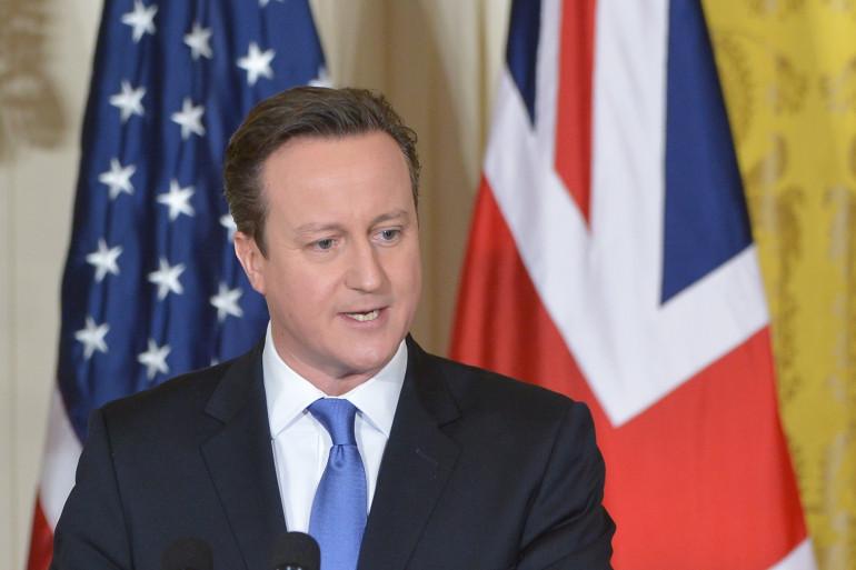 """Pour David Cameron, """"il existe un droit d'être offensant au sujet de la religion d'autrui""""."""