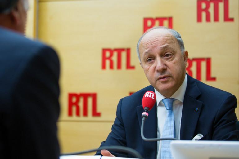 Laurent Fabius, invité de RTL, le 21 janvier 2015