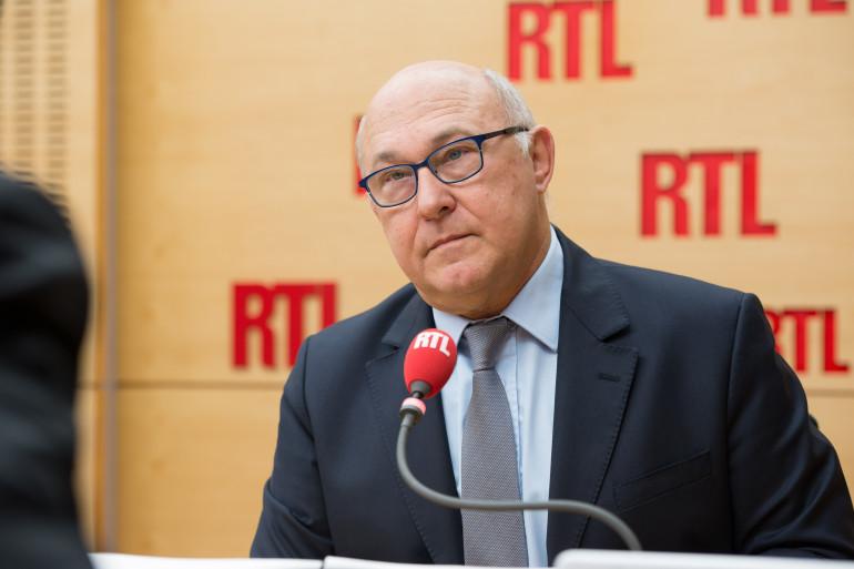 Michel Sapin, invité de RTL, le 28 janvier 2015