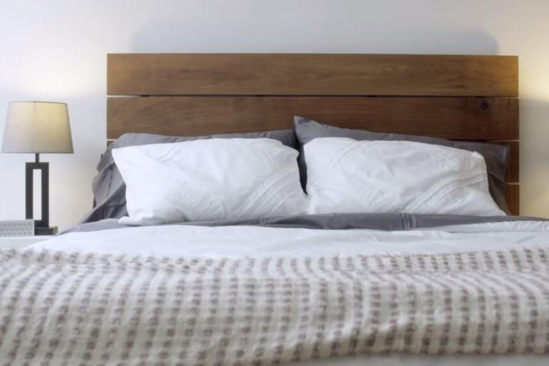 Ce drap-housse intelligent promet d'améliorer le sommeil