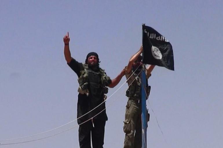 Dans sa vidéo de menaces, le groupe État islamique cible notamment les 4 millions de Français qui ont défilé le 11 janvier (illustration).