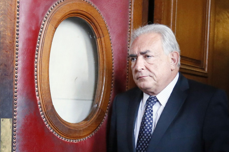 Dominique Strauss-Kahn, en février 2013.