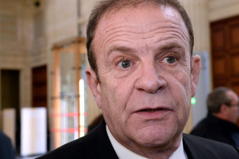 François-Marie Banier, au tribunal correctionnel de Bordeaux, le 28 janvier 2015.