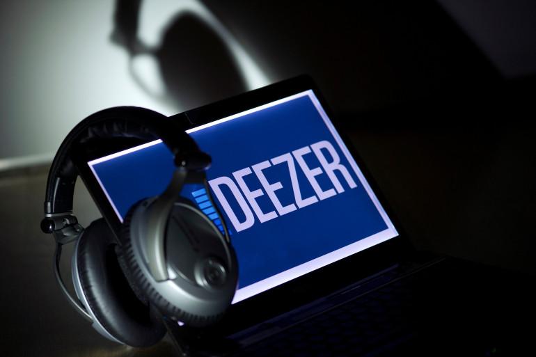 Deux millions de Français sont abonnés à un service de streaming audio comme Deezer (illustration).