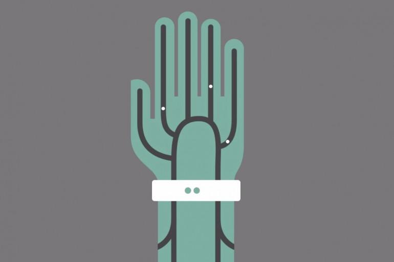 Dans l'intimité de son laboratoire Google X, le géant américain travaille sur un projet de bracelet capable de détecter les cellules cancéreuses