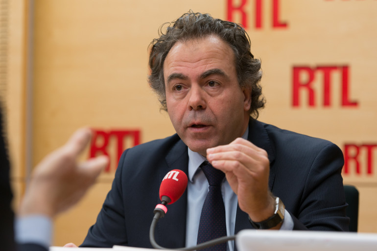 Luc Chatel, invité de RTL, le 6 février 2015
