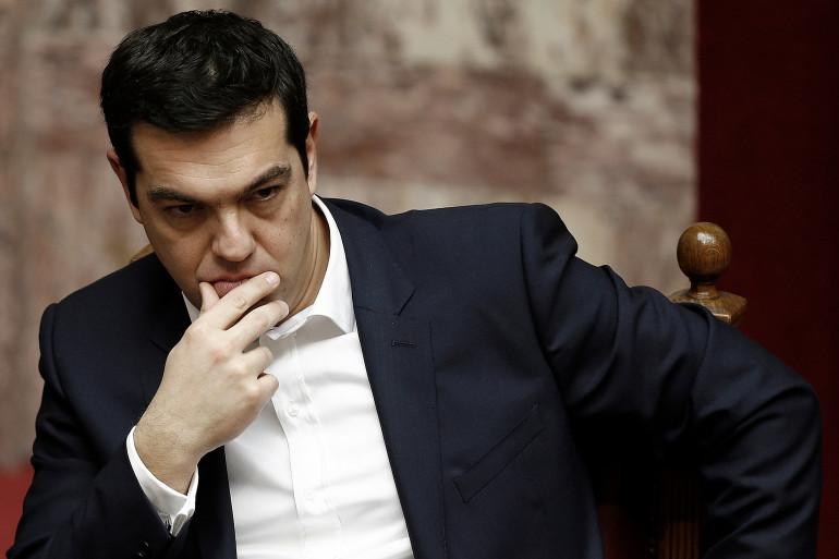 Alexis Tsipras, le Premier ministre grec, le 5 février 2015. (archives)