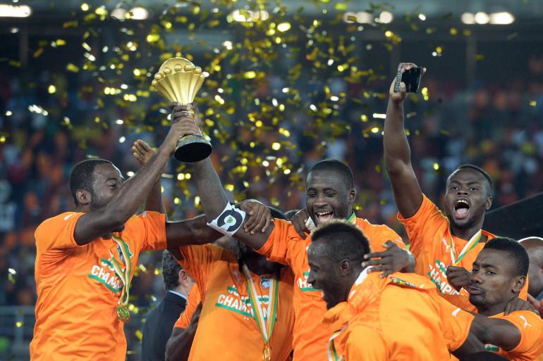 La Côte d'Ivoire a battu le Ghana en finale de la CAN 2015