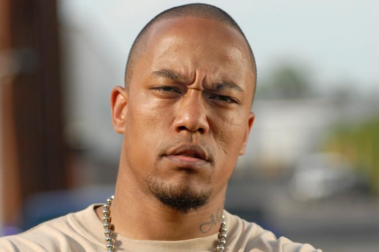Denis Cuspert alias Deso Dogg, ancien rappeur allemand devenu jihadiste de l'Etat Islamique, ici en 2005 (archive).