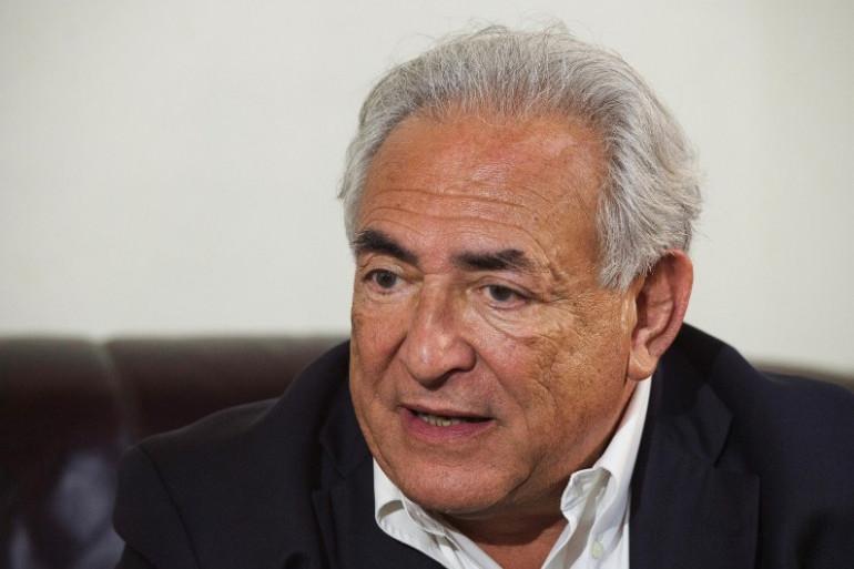 Dominique Strauss-Kahn, le 13 mai 2013, dans le Soudan du Sud. (archives)