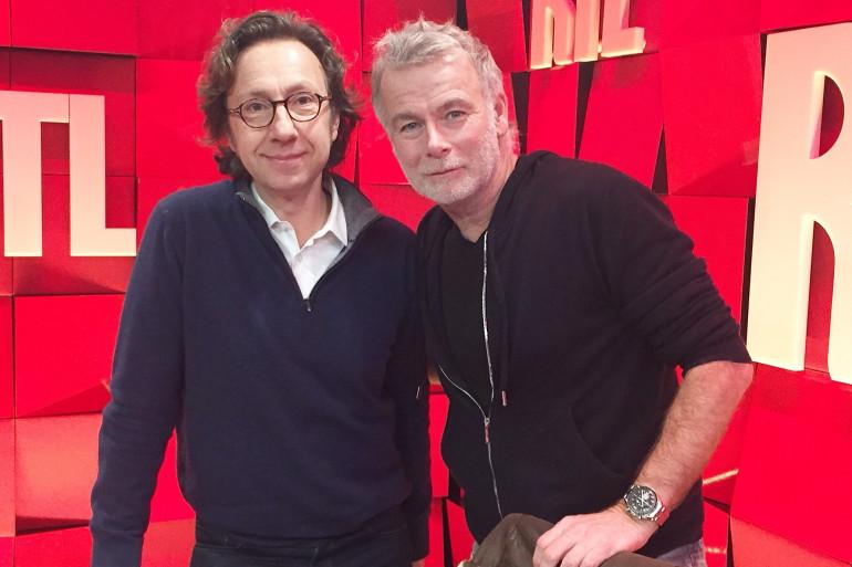 Stéphane Bern et Franck Dubosc