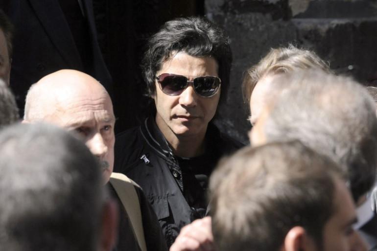 Le chanteur Jean-Luc Lahaye, le 13 mai 2008 à Paris (archives)