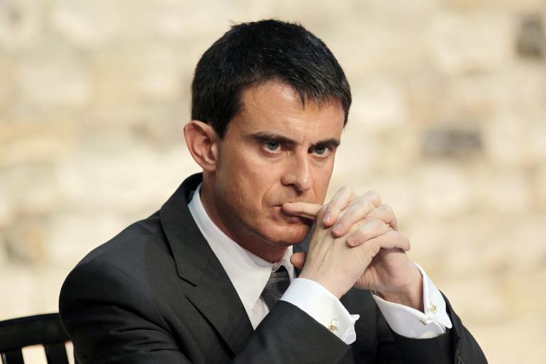 Manuel Valls, le 13 février 2015. (archives)