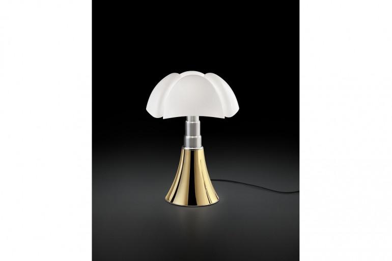 La lampe Pipistrello version or, Martinelli Luce