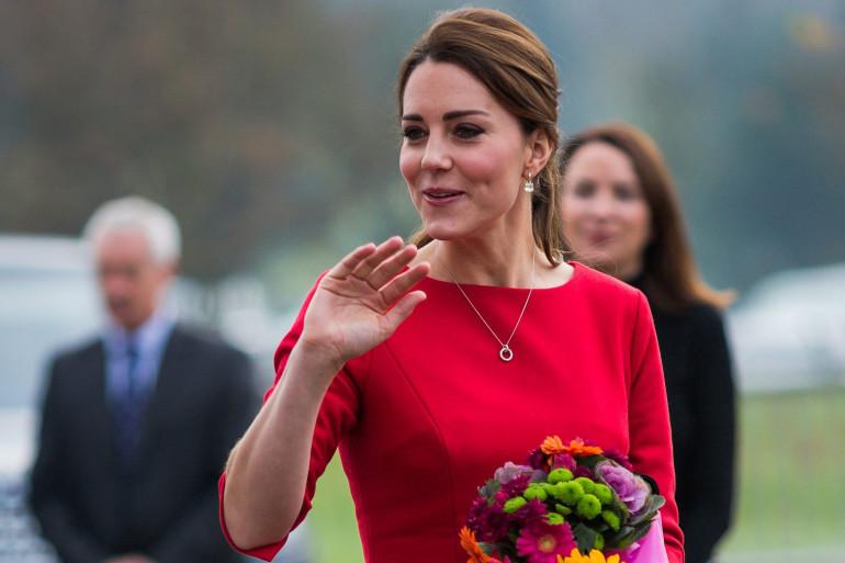 Kate Middleton accouchera de son deuxième enfant en avril