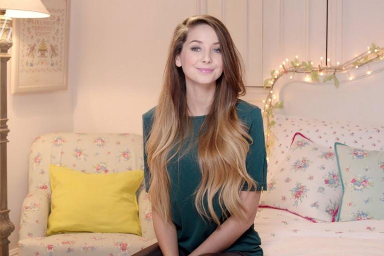 Zoella, 24 et millionnaire grâce à Youtube