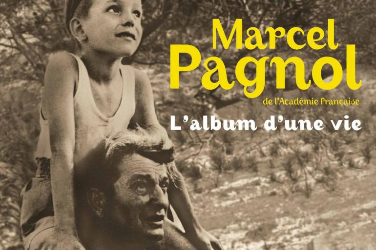 """""""L'album d'une vie"""", le livre de photos souvenirs de Nicolas Pagnol, le petit-fils de l'écrivain Marcel Pagnol"""