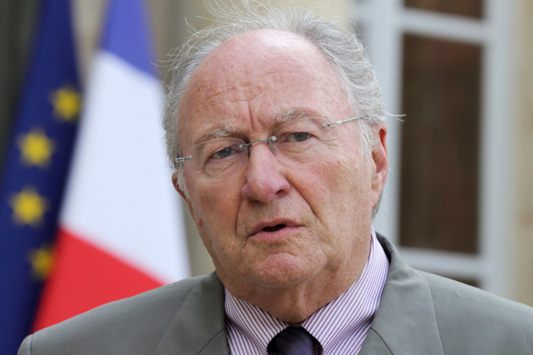 Roger Cukierman à Paris, le 18 juillet 2013.