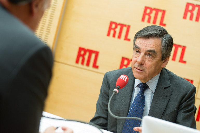 François Fillon, invité de RTL, le 25 février 2015