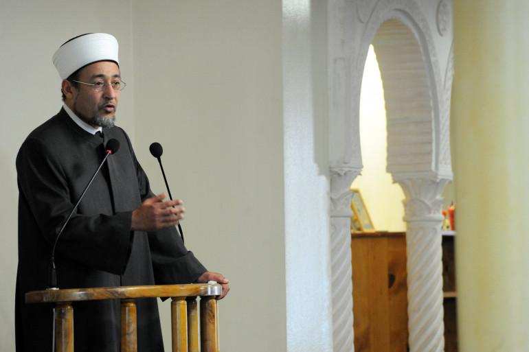 Tareq Oubrou, imam et recteur de la mosquée de Bordeaux