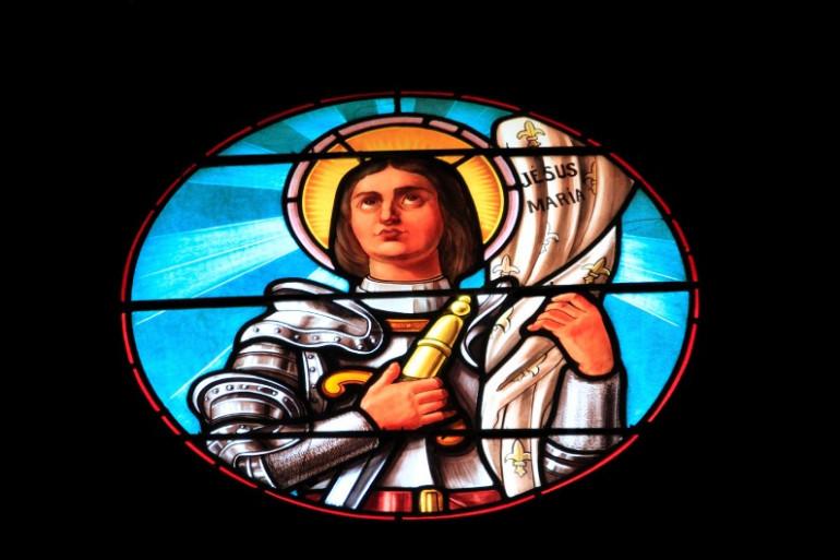 Représentation de Jeanne D'Arc