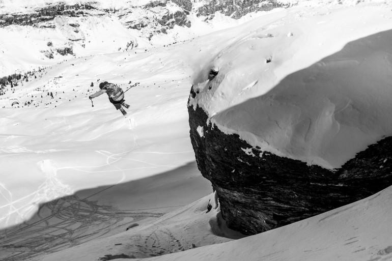 Nicolas Vuignier à la Swatch Skiers Cup 2015