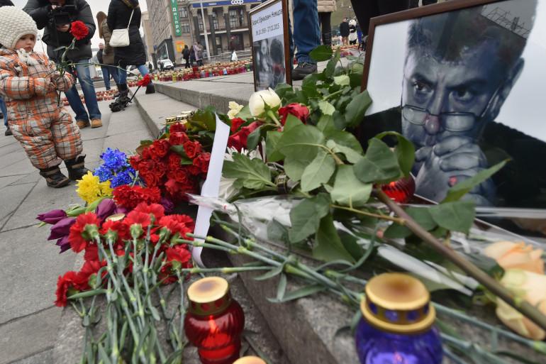 Boris Nemtsov a été assassiné à Moscou samedi 28 février 2015