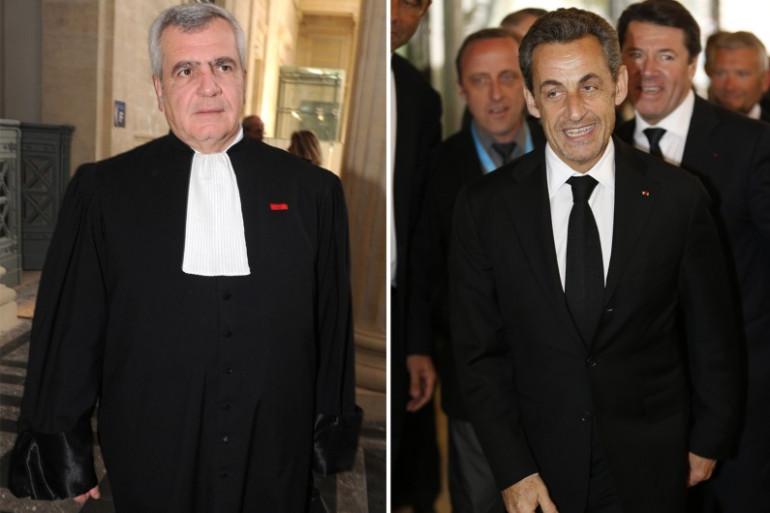 Thierry Herzog et Nicolas Sarkozy avaient déposé des requêtes en nullité de la procédure le 12 septembre 2014 (archives).