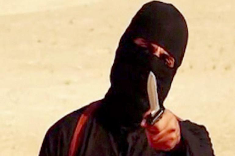 """Le Britannique surnommé """"Jihadi John"""" dans une vidéo de l'État islamique (archives)."""