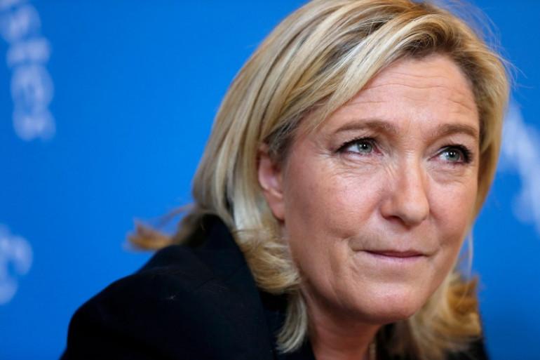 Marine Le Pen, le 18 février 2015. (archives)