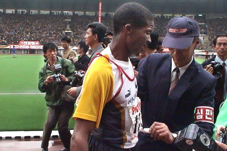Le marathon de Pyongyang sera finalement ouvert aux étrangers (archives).