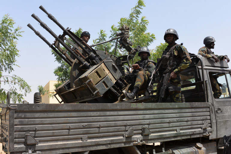 Les armées du Niger et du tchad ont lancé une grande offensive contre Boko Haram (photo illustration).