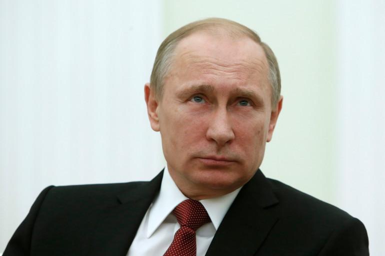 Vladimir Poutine le 5 mars 2015 (archives).