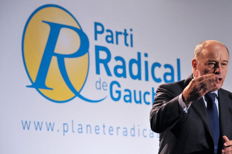 Le président du Parti radical de gauche, Jean-Michel Baylet à Paris, le 30 septembre 2012. (Illustration)