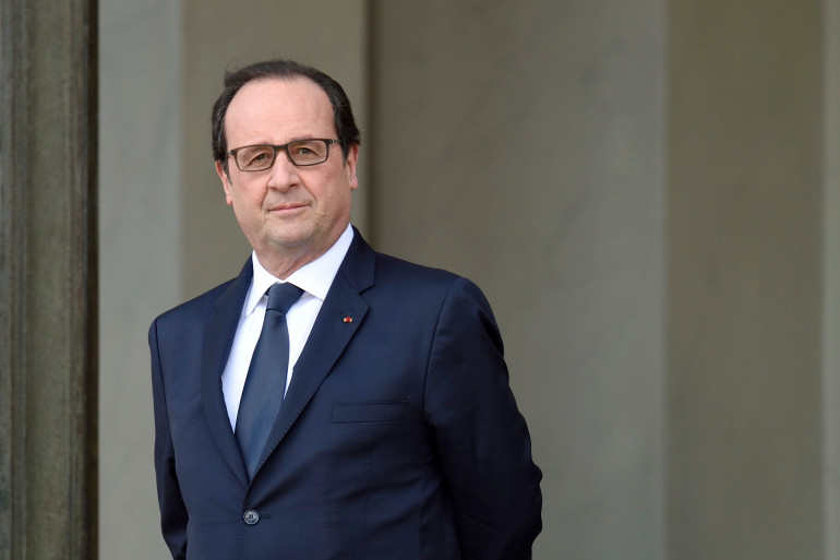 François Hollande le 2 mars 2015 (archives)