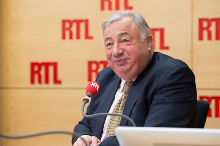 Gérard Larcher, invité de RTL, le 12 mars 2015